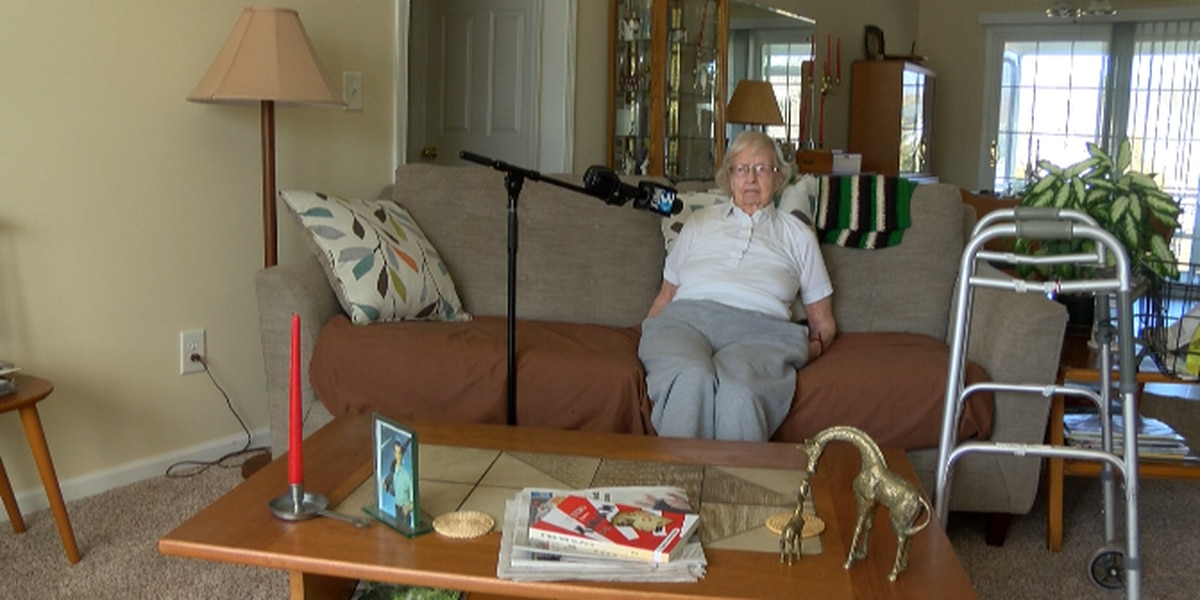 'I have miles ahead of me to go': 100-year-old veteran is looking forward to COVID-19 vaccine