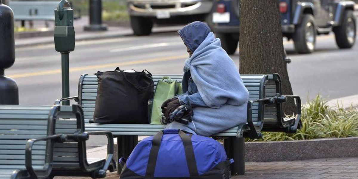 Homeless in Charlotte counted by volunteers in the county