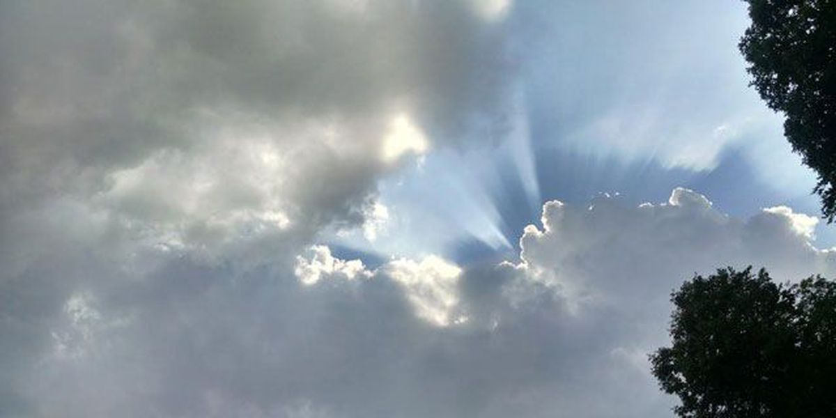 BLOG: Meteorology Vocab 101: Crepuscular Rays