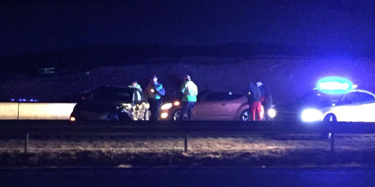 Car crash shuts down portion of I-40, expect traffic delays