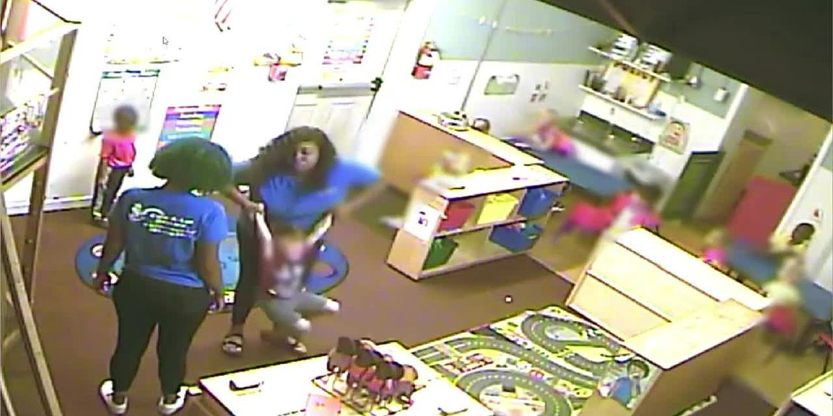 Family of child seen thrown to floor at Sumter day care sues for millions