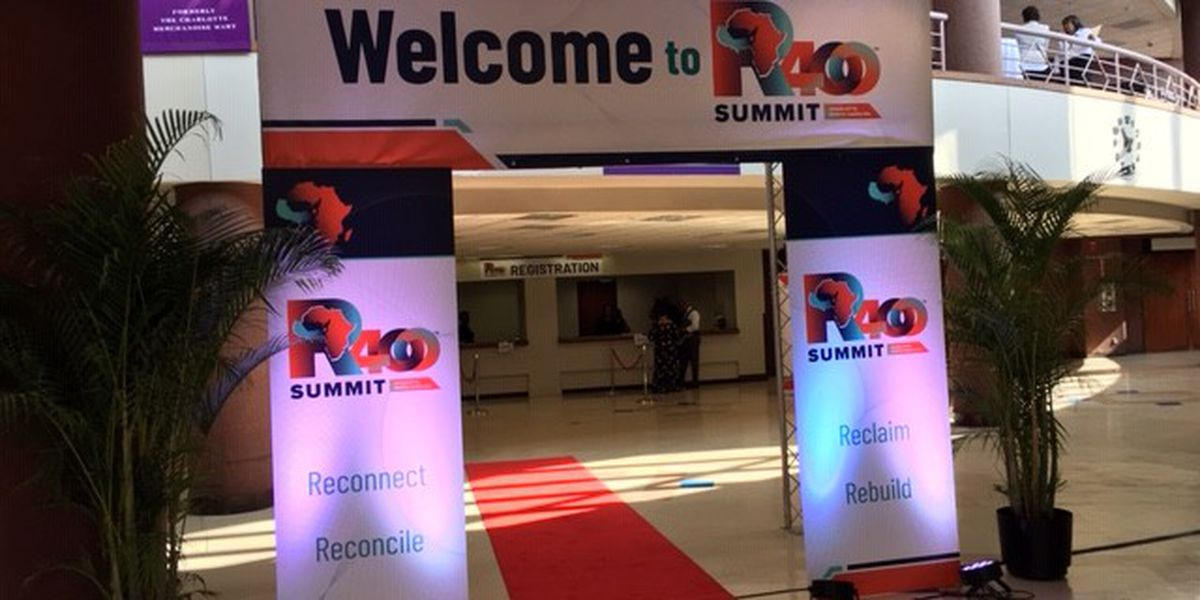 Trade hub launch takes place at Charlotte's R400 Summit