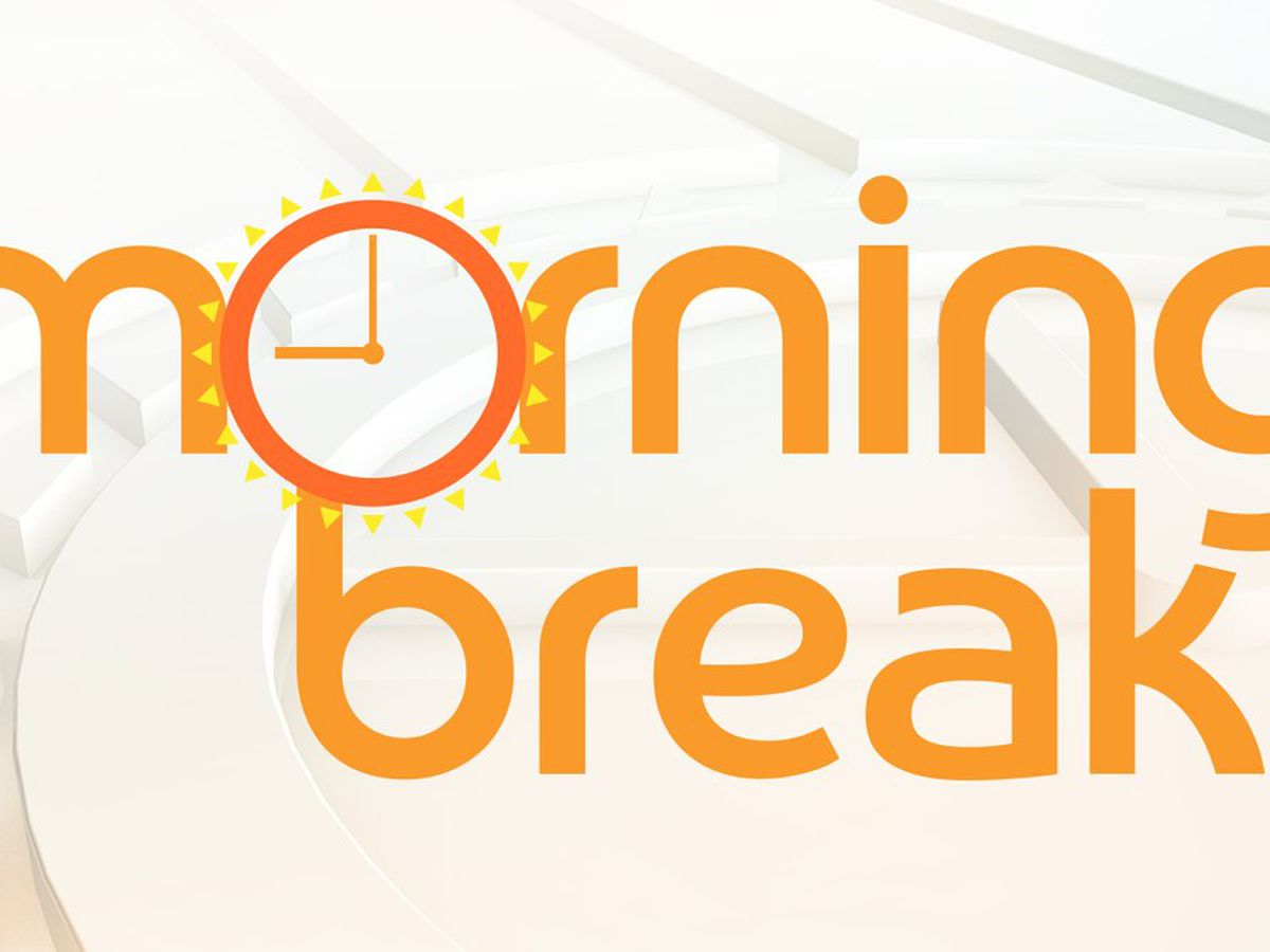 BIG NEWS! Morning Break is returning to a full hour Monday!