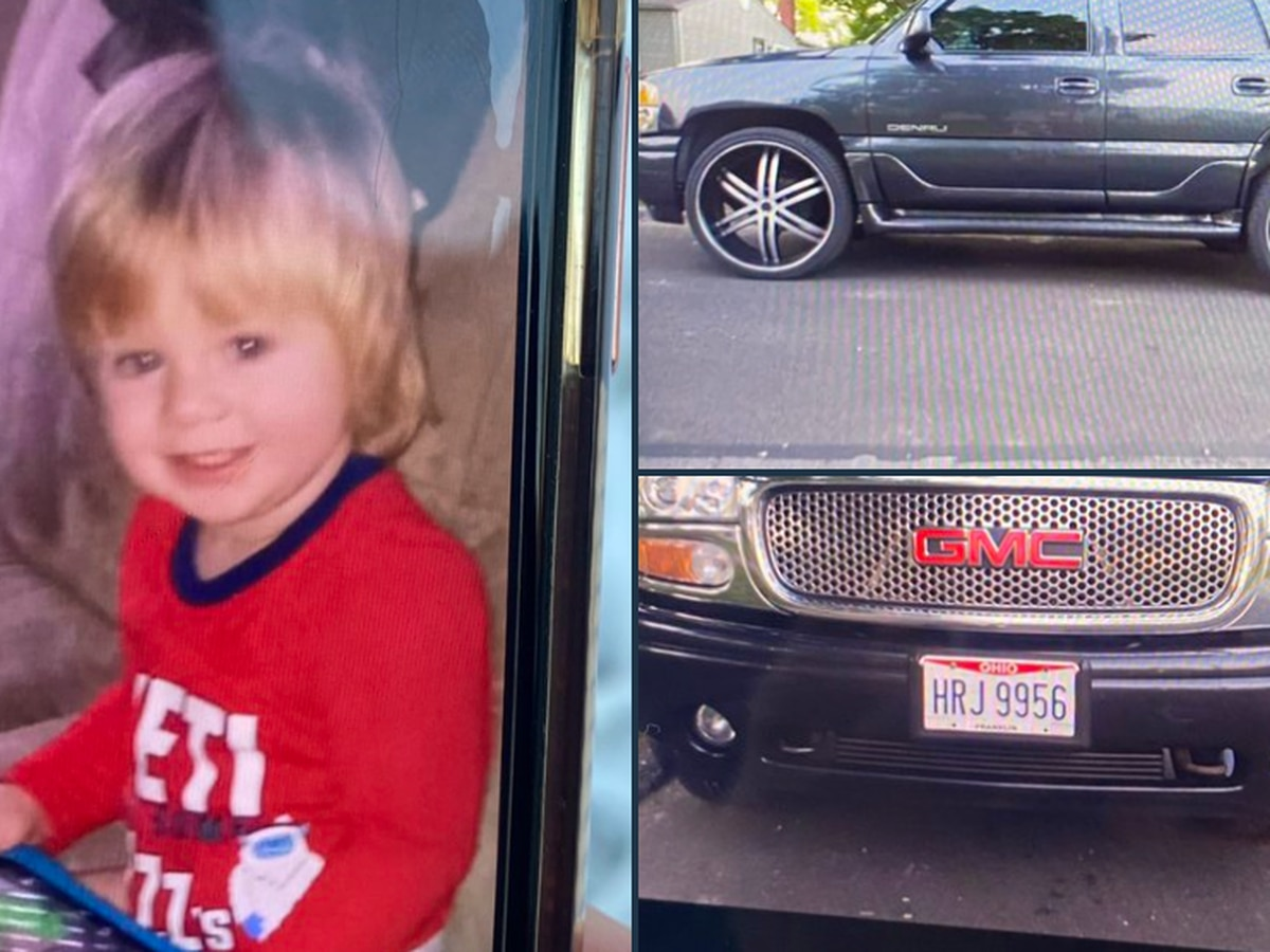 Ohio Amber Alert for missing 1-year-old canceled