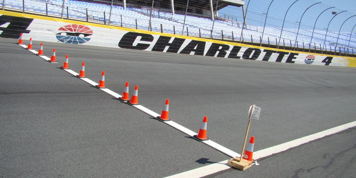 Speedway set to drop checkered flag on Friday for Rowan-Cabarrus Community College graduation