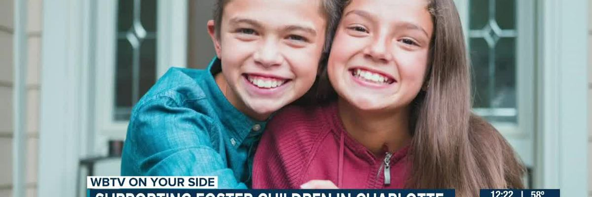 Share Charlotte: Supporting foster children in the Queen City