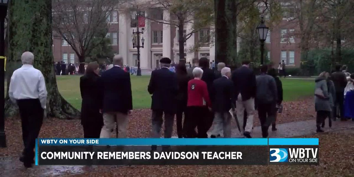 Mooresville teacher killed in Mexico remembered at Davidson College