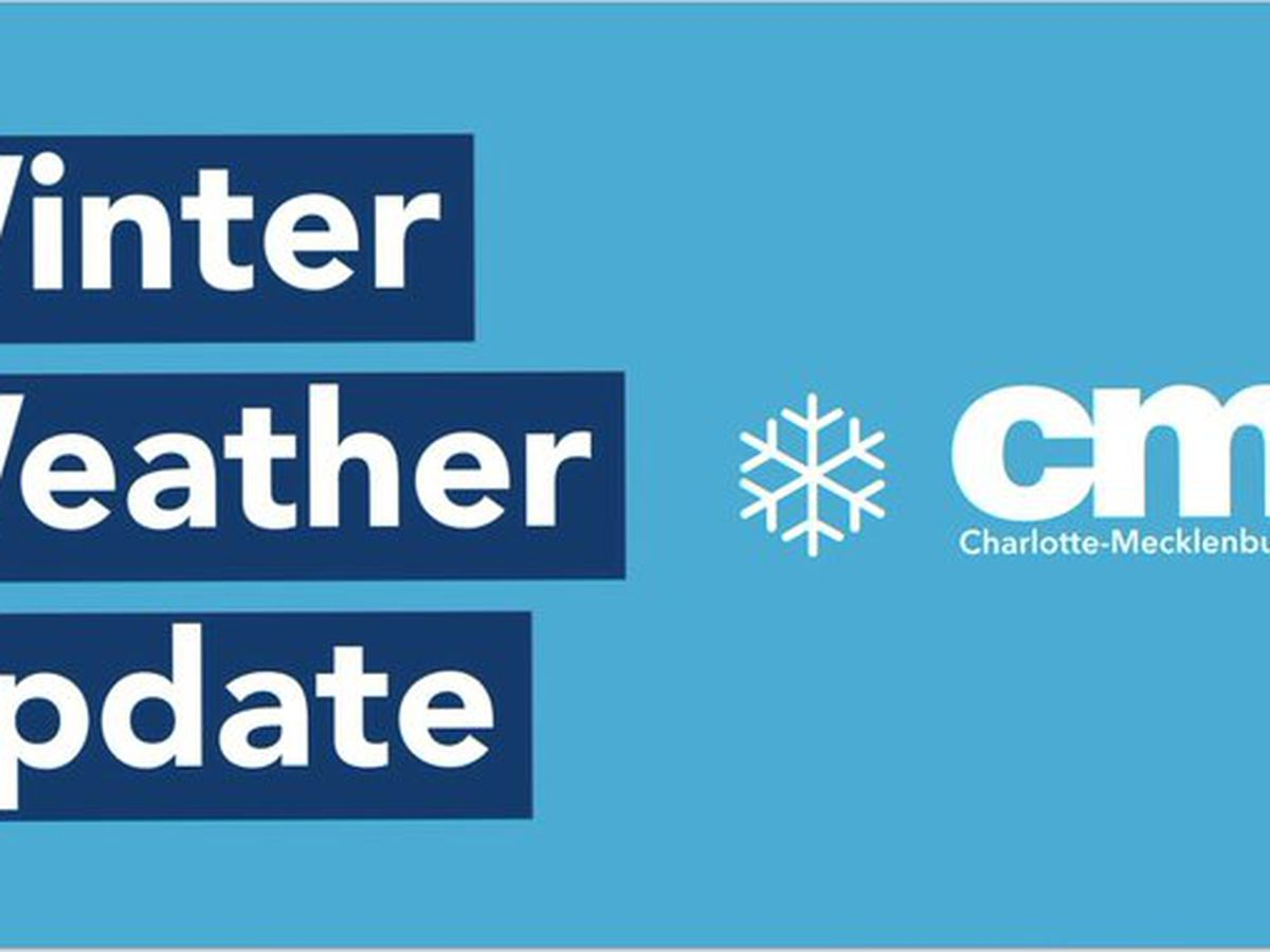 CMS cancels after-school activities Thursday due to expected winter weather