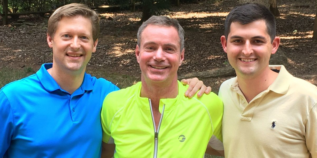Cyclist hit by truck and paralyzed, befriends man that hit him