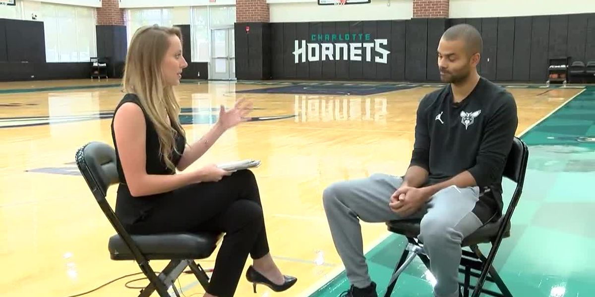 One-on-One with Tony Parker of the Charlotte Hornets, Part. 1