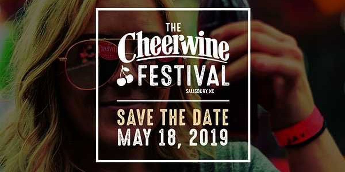 Date for 2019 Cheerwine Festival now set