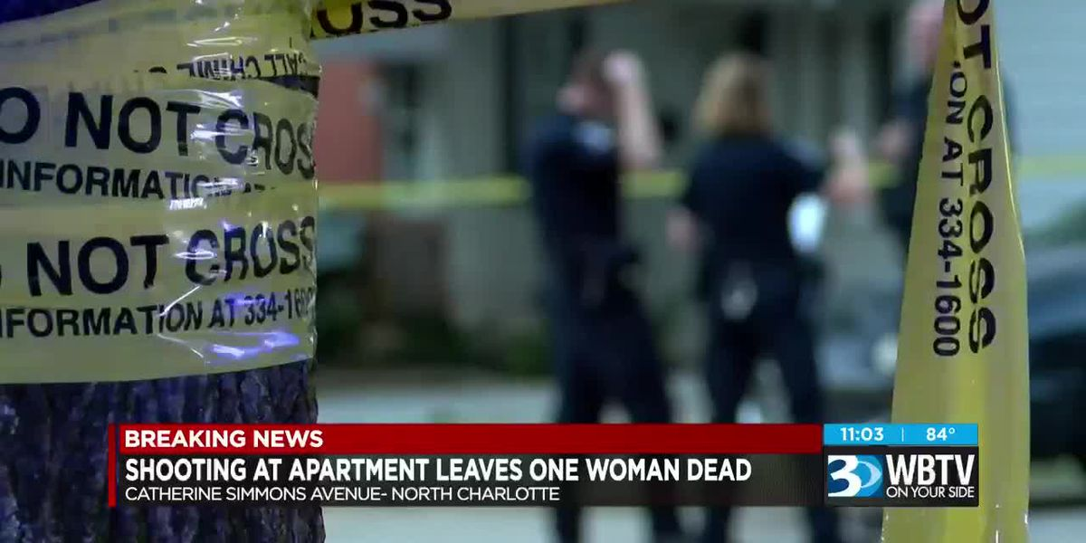 Woman killed following apartment shooting