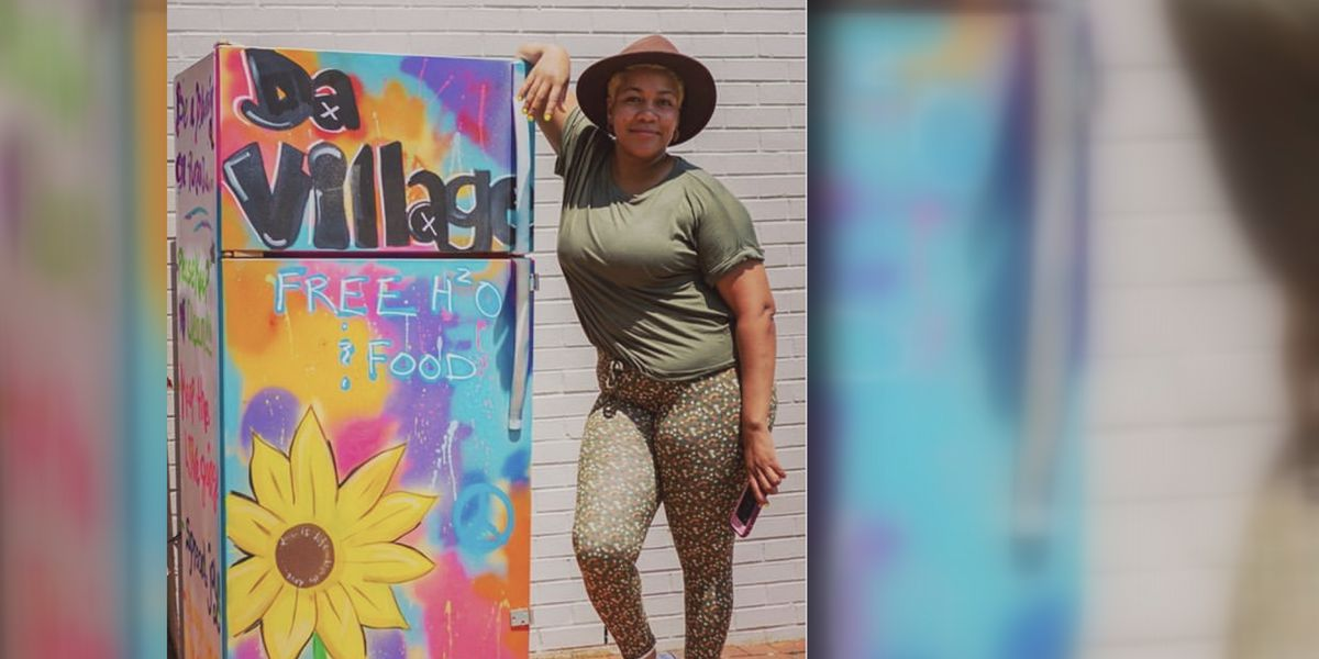 New colorful fridges coming to Charlotte to help feed the hungry, bring community together