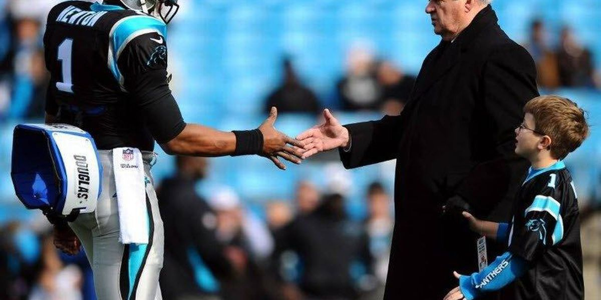 Meet the banker and lawyer helping sell the Carolina Panthers