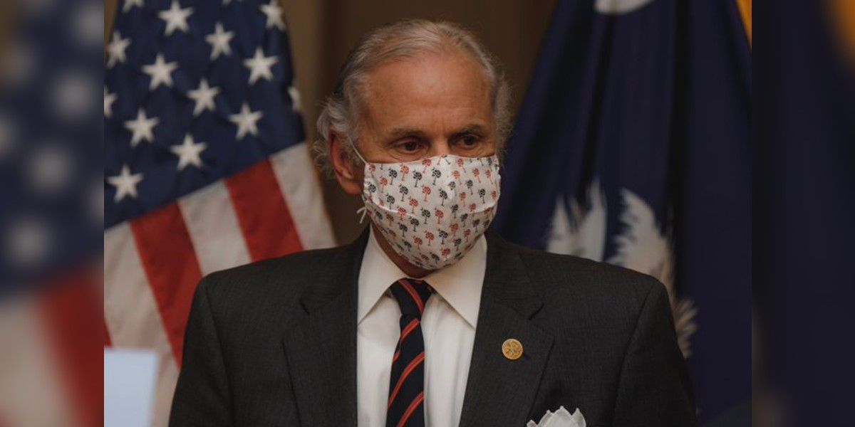 Gov. McMaster removes mask mandate for S.C. restaurants, government buildings