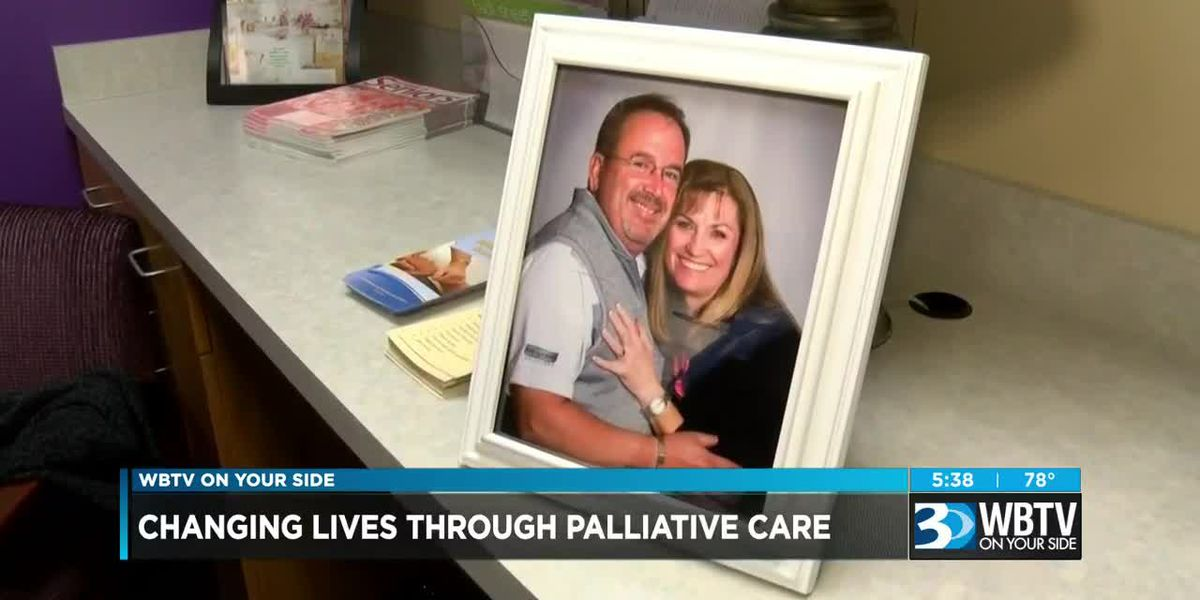 Palliative care: Approximately six million Americans could benefit from it
