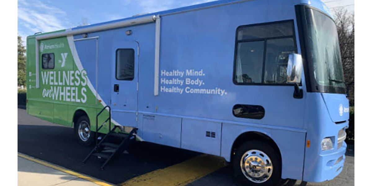 Atrium Health, YMCA of Greater Charlotte partner for new mobile health unit