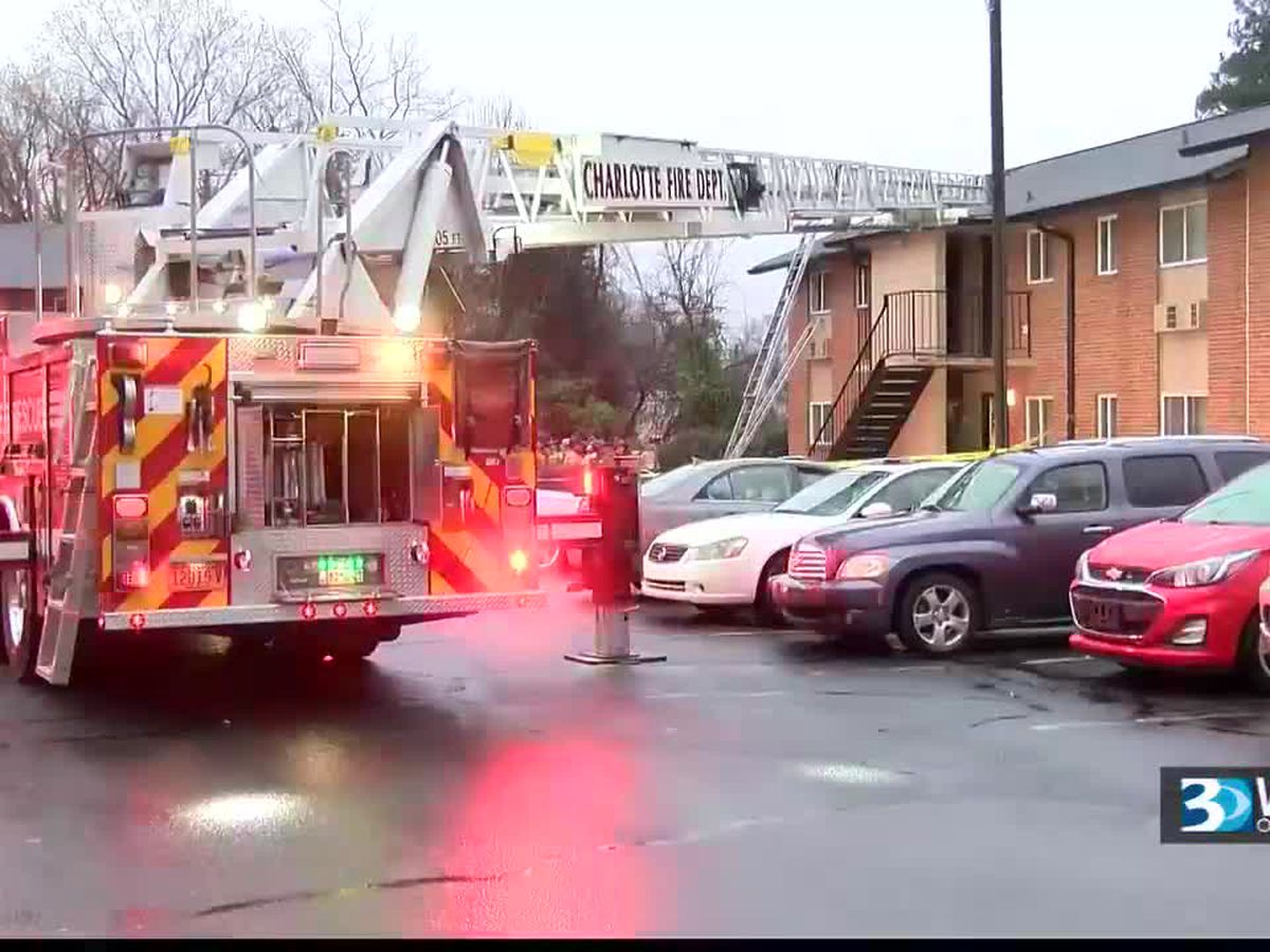 Charlotte Fire Department wants more infill stations