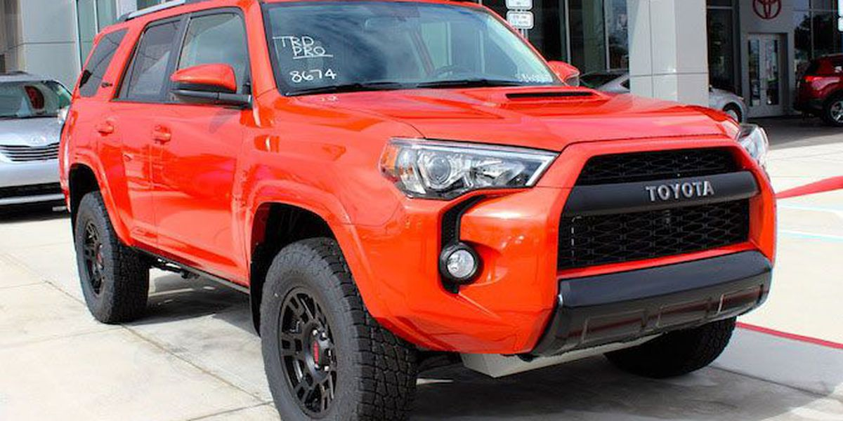 Why should you drive a Toyota SUV in N Charlotte?