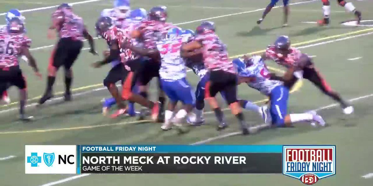 FFN: North Meck at Rocky River (Blue Cross and Blue Shield Game of the Week)