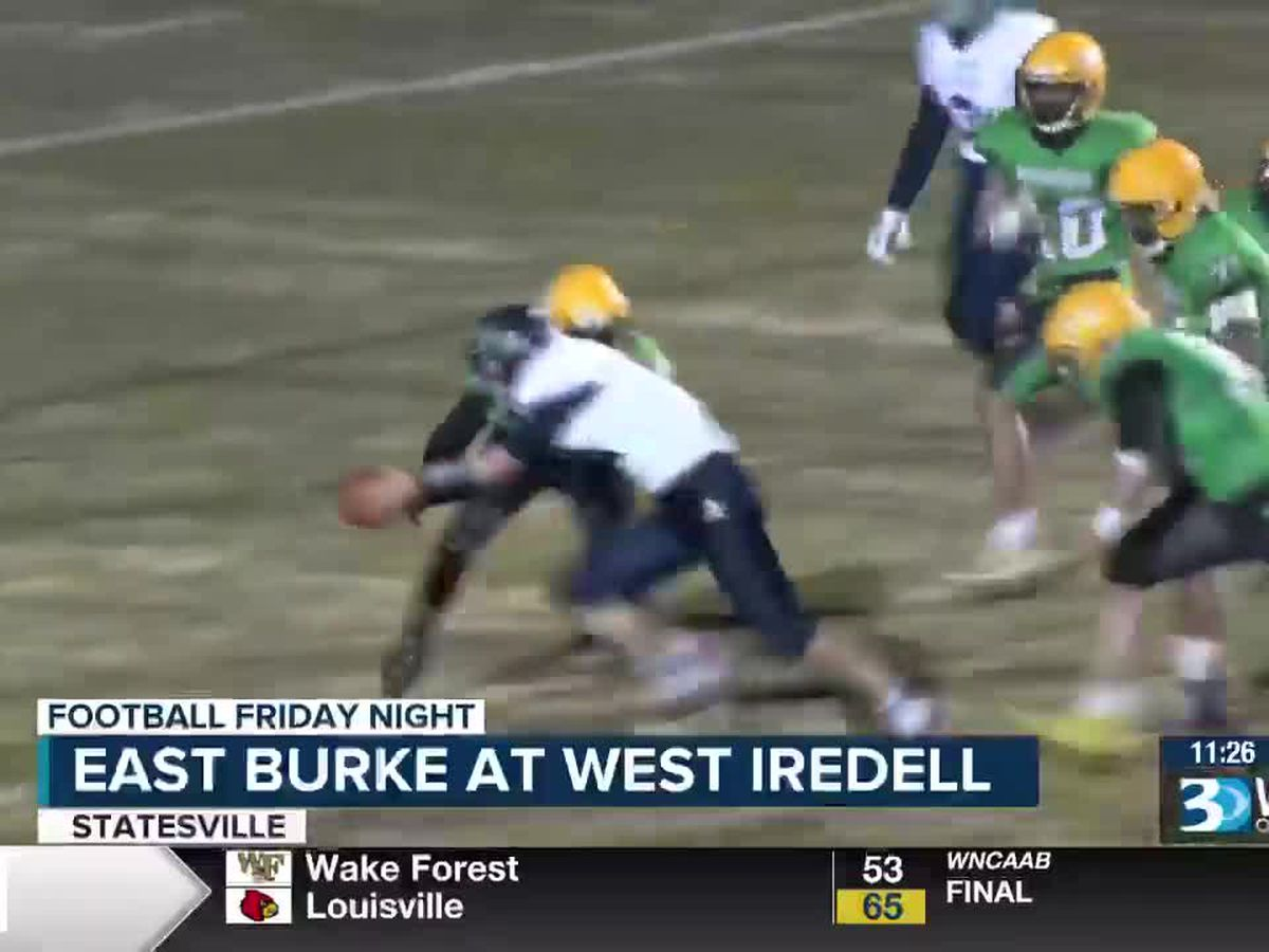 East Burke at West Iredell