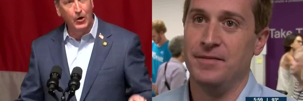 Voters cast ballots in special election for house seat in NC's 9th Congressional District