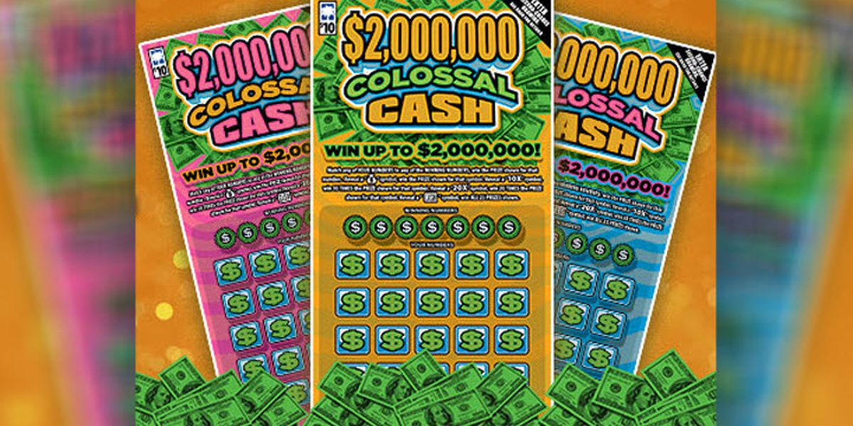 Chester man wins $2 million with lottery ticket, largest prize offered on S.C. scratch-off