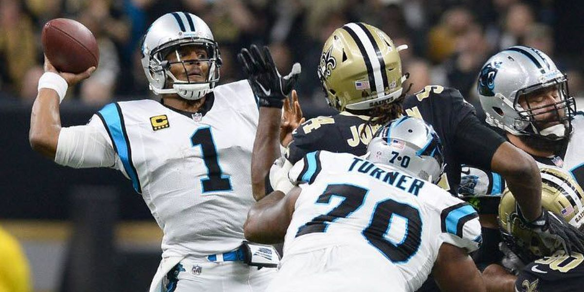 Panthers' schedule back-loaded by NFC South rival, but fans will appreciate opener