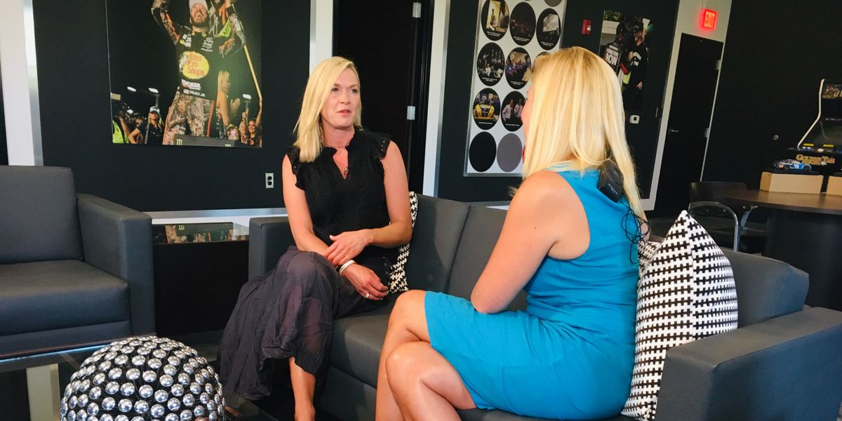 Exclusive: How Sherry Pollex is helping cancer patients fight in the Charlotte area