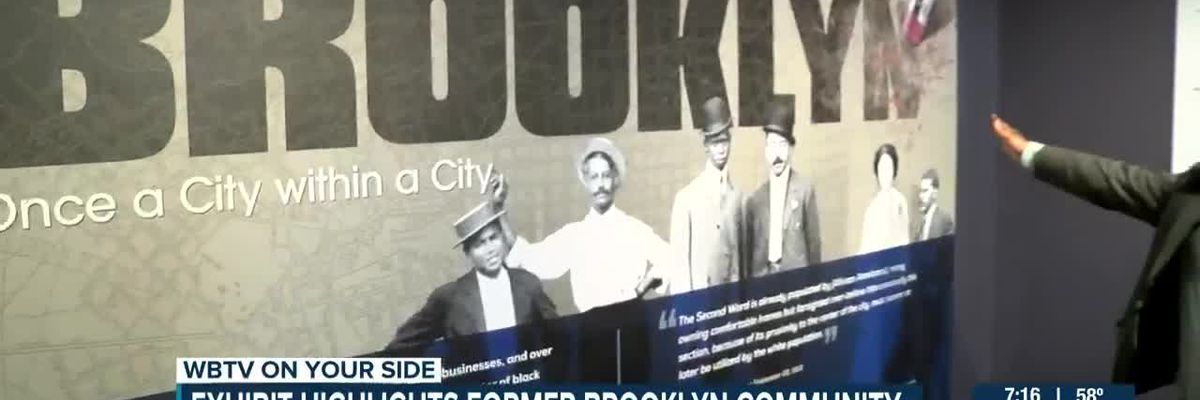 'Brooklyn: Once a City Within a City' Exhibit tells story of historic Charlotte neighborhood