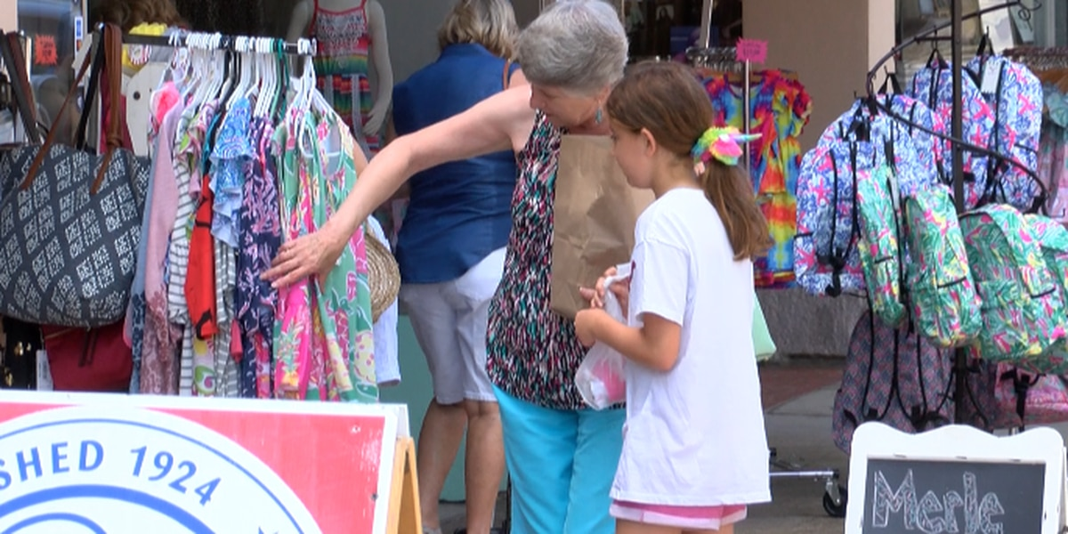 "Downtown Salisbury's 'Krazy"" way to keep customers visiting retail shops"