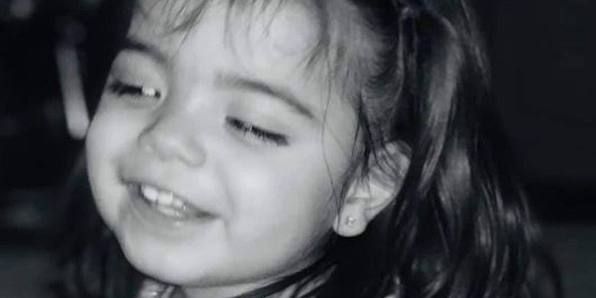 Three-year-old who survived child abuse now battling terminal brain cancer