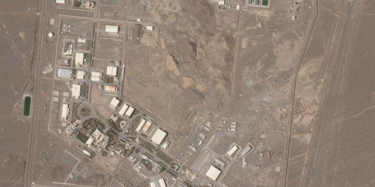 Iran says it will enrich uranium to 60%, highest level ever