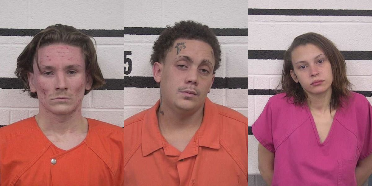 3 arrested, more than $195K worth of fentanyl seized during traffic stop in Caldwell Co.