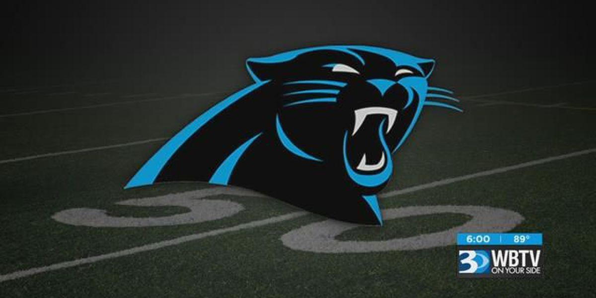Bengals join Panthers in wearing 'One Carolina' stickers