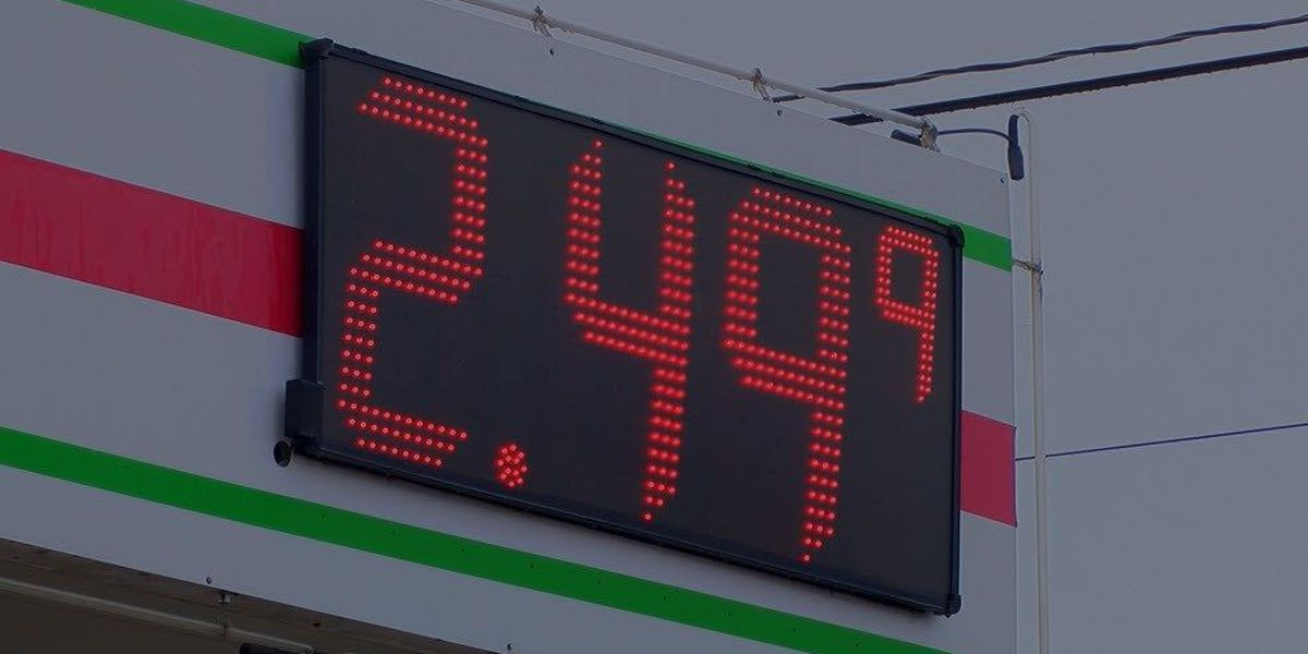 Gas prices could continue to increase in Carolinas