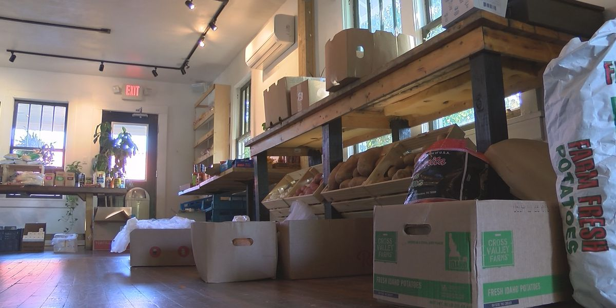 Popular bars, coffee shops convert to grocery stores to help NoDa community