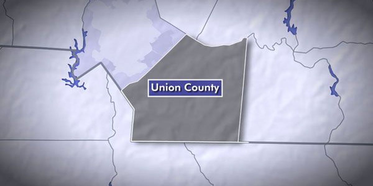 Car crashes into home in Union County