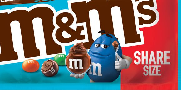 M&M's is making a hazelnut spread candy for the Nutella fans