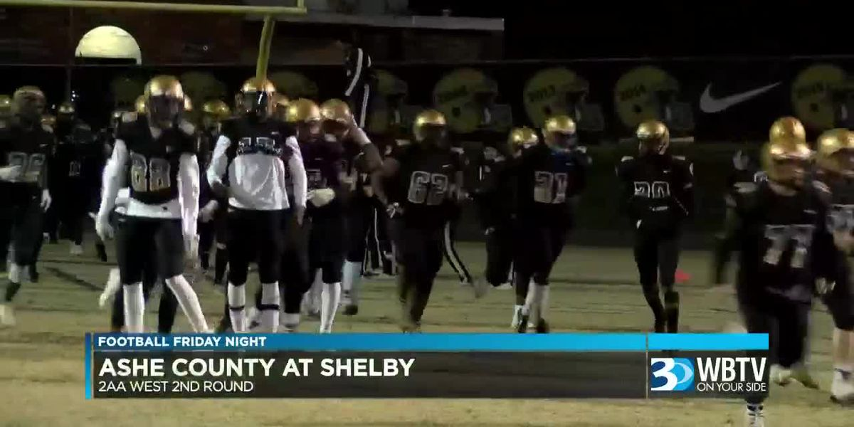 Ashe County at Shelby