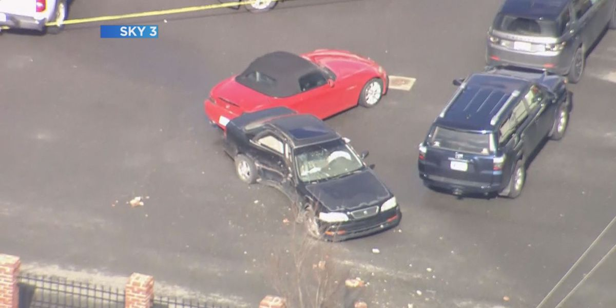 2 drivers, shooting victim, 3-year-old involved in four-car wreck in Gastonia