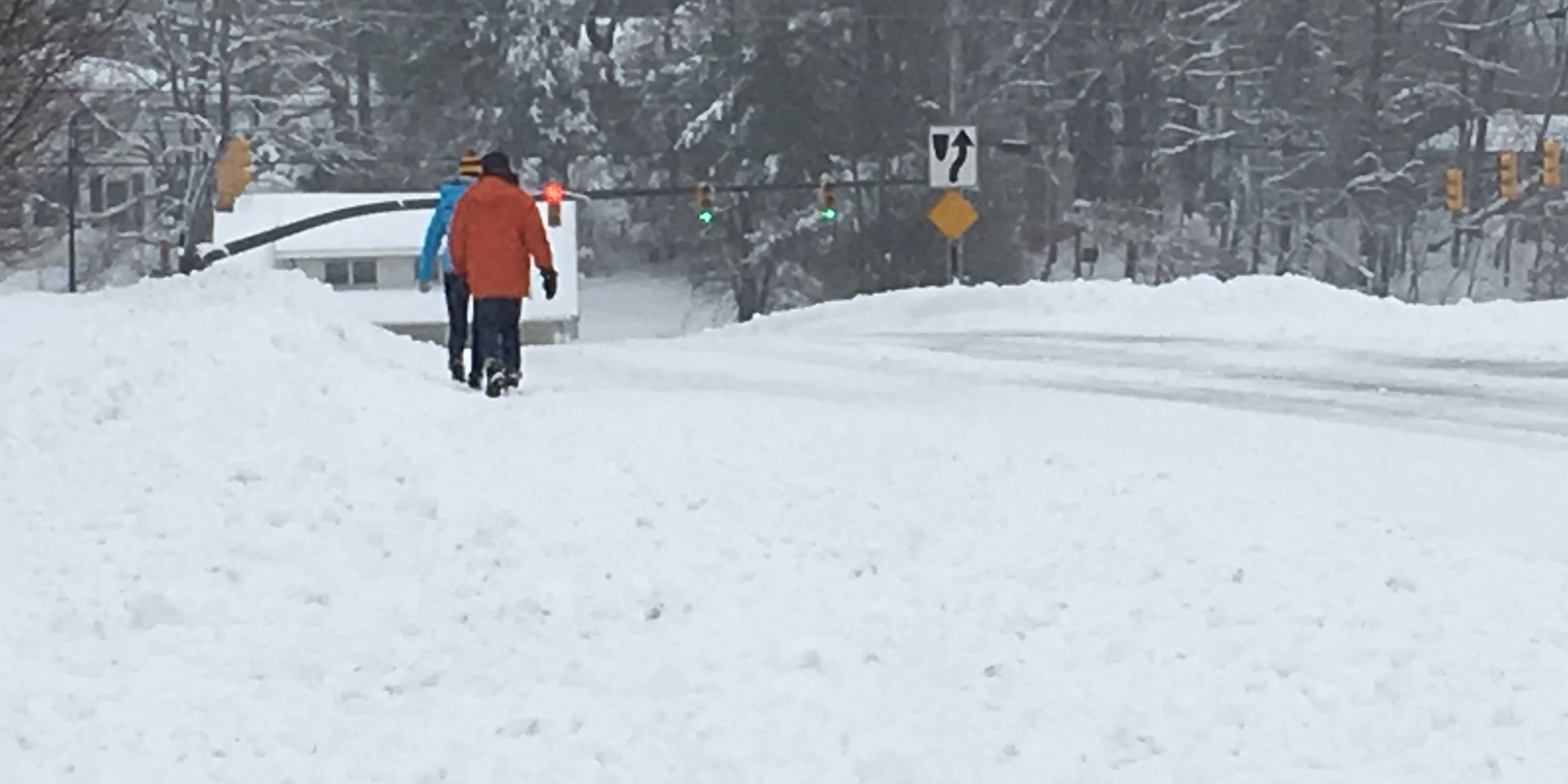 Boone residents, crews brave 16 inches of snow