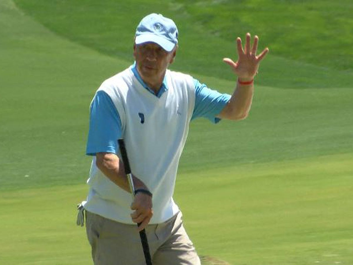 Wednesday Pro-Am at the Wells Fargo Championship