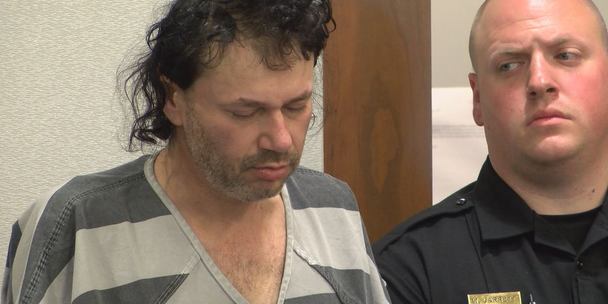Catawba man charged with murder for killing wife appears in court for first time