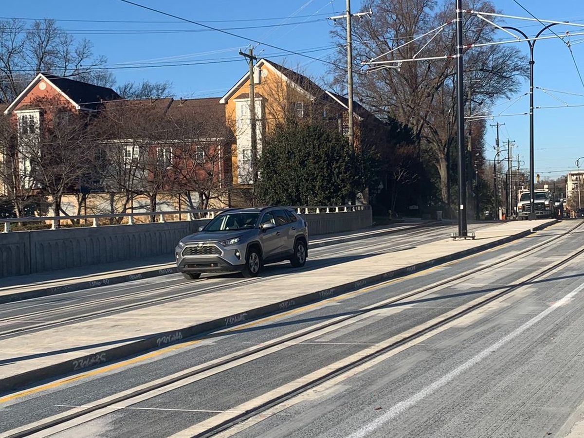 Hawthorne Lane Bridge reopens to traffic after years of closure