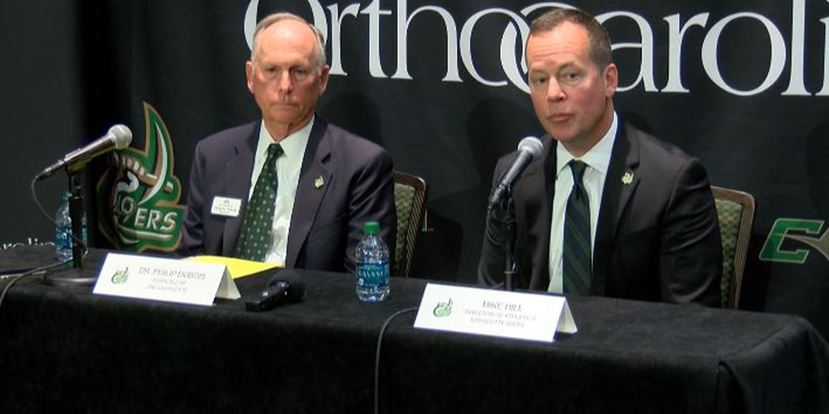 What will the Charlotte 49ers look for in a new head football coach?