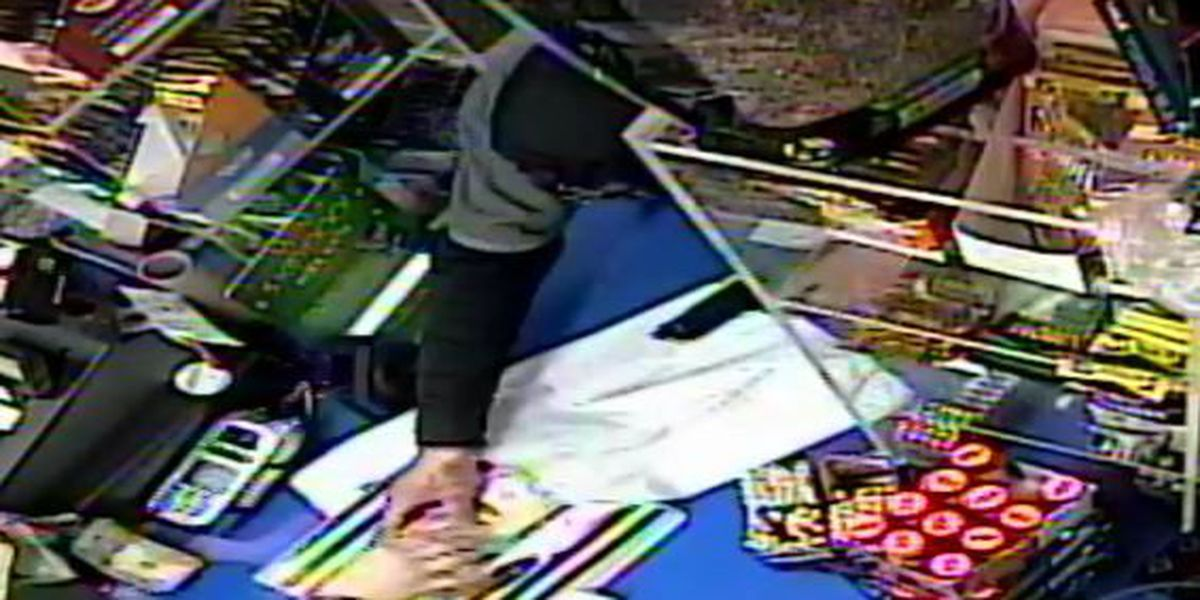 Man wanted in Hickory convenience store robbery