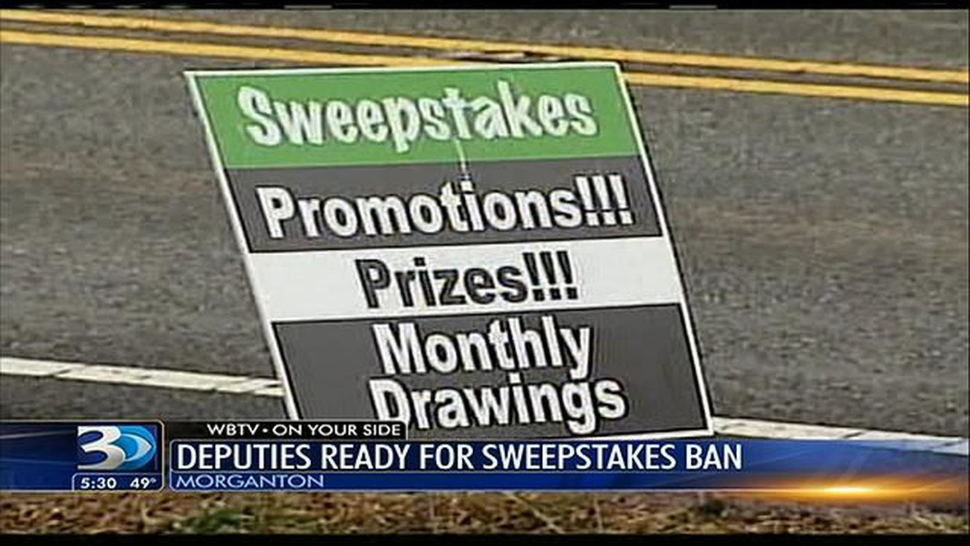 Sweepstakes Closing In Nc