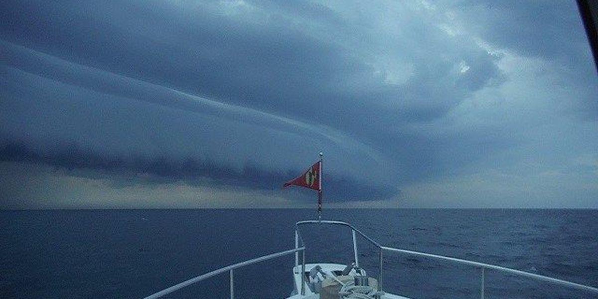 BLOG: If you see a shelf cloud, brace yourself!