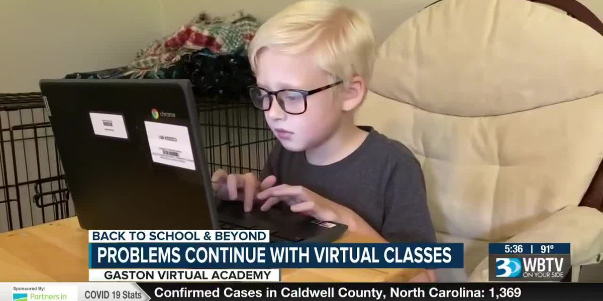 Problems continue with virtual classes in Gaston County